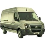 VW Crafter 4x4